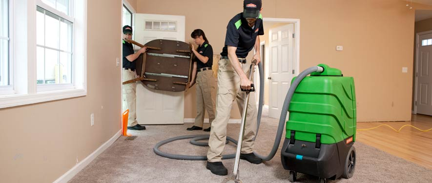 Clinton, NJ residential restoration cleaning